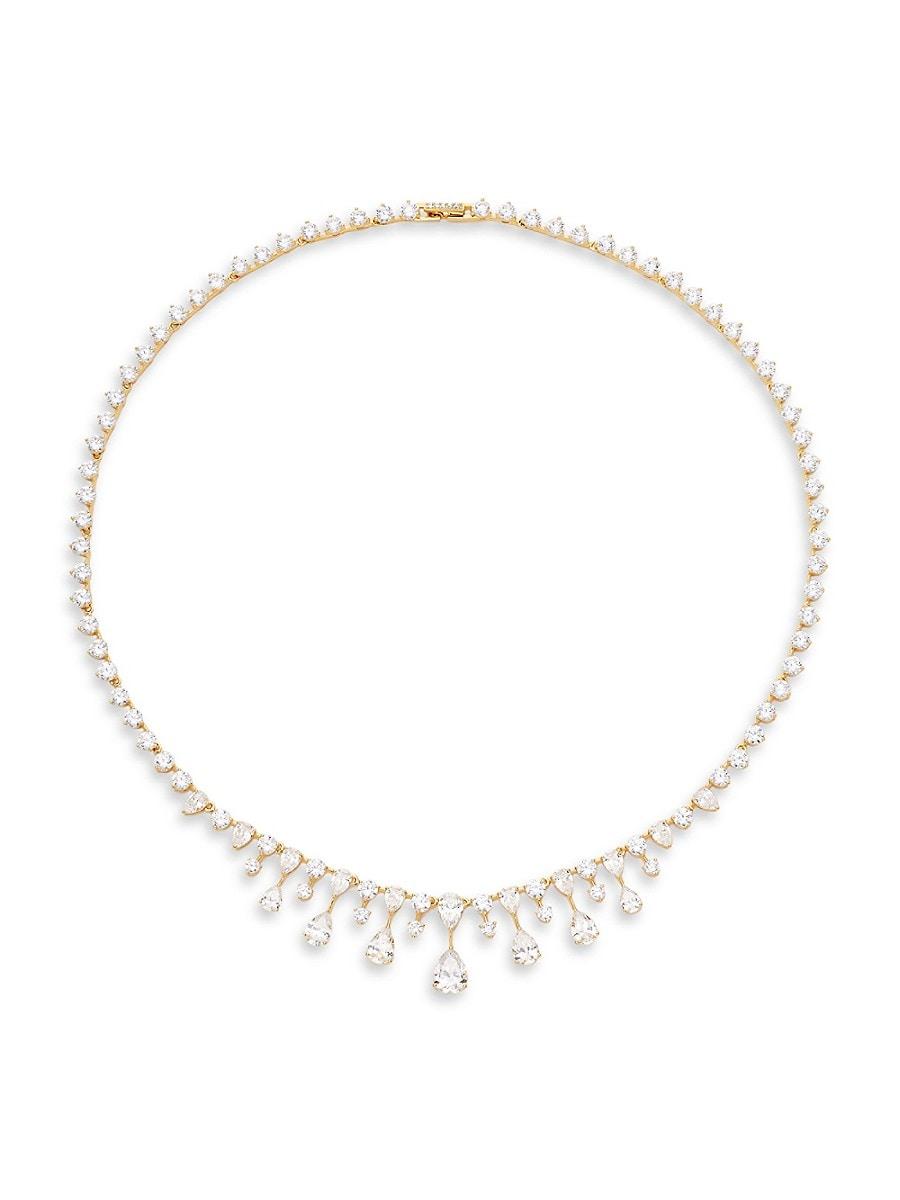 Women's Audrey Cubic Zirconia Necklace