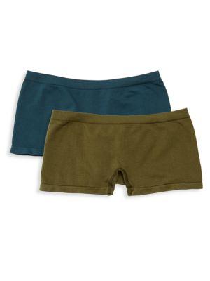Commando Shorts 2-Pack Boyshorts