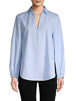 97f649e7c126 QUICK VIEW. Vince. Swing Pullover Shirt