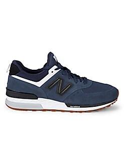 QUICK VIEW. New Balance. Classic Logo Sneakers 07e475b77a87