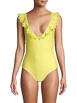 9e5e9251cdc Women's Swimwear & Coverups: Bikinis & More   Saksoff5th.com