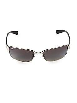 e7167cad55 QUICK VIEW. Ray-Ban. Square Wrap Sunglasses