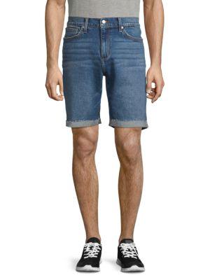 Joe's Jeans Shorts Classic Denim Shorts