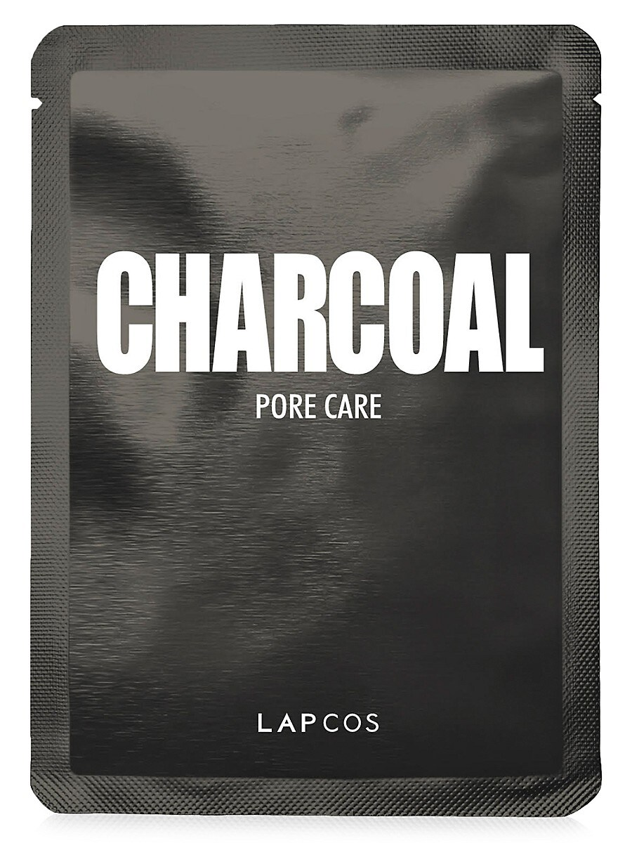 Women's Charcoal Pore Care Daily Sheet Mask