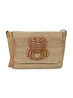 708c3fdd8093ac Product image. QUICK VIEW. ARANAZ. Malia Straw Crossbody Bag