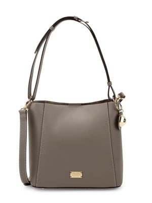 Frances Valentine Bags Small June Leather Hobo Bag