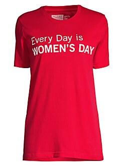 a1c6e6a4124 Women - Apparel - Tops - T-Shirts & Tanks - saksoff5th.com