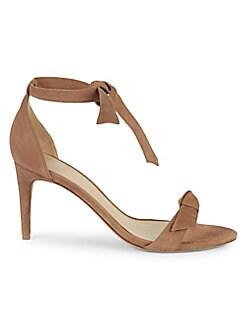 99e8d86183b1 QUICK VIEW. Alexandre Birman. Clarita Suede Ankle-Tie Sandals