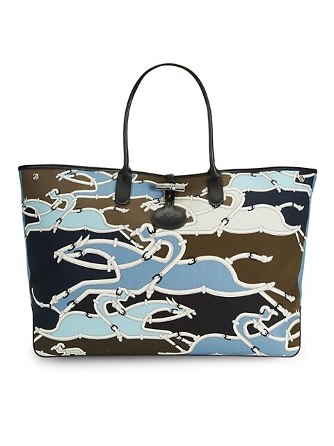 Extra Large Roseau Galop Tote