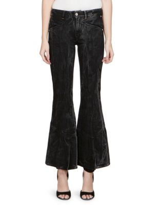 Givenchy Jeans Washed Flared Jeans