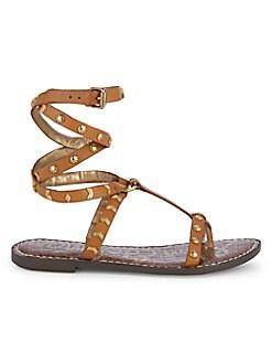 a988f5f972c6 QUICK VIEW. Sam Edelman. Glendale Wraparound Studded Sandals