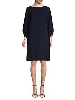 ffd1b03ae2 QUICK VIEW. Lafayette 148 New York. Wynona Cinched Sleeve Dress