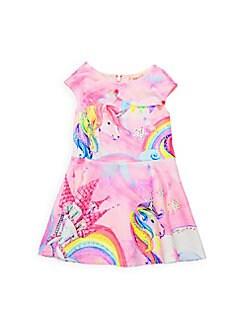 ecd34aff880e7 Baby Girl Clothes: Designer Dresses & More | SaksOff5th.com