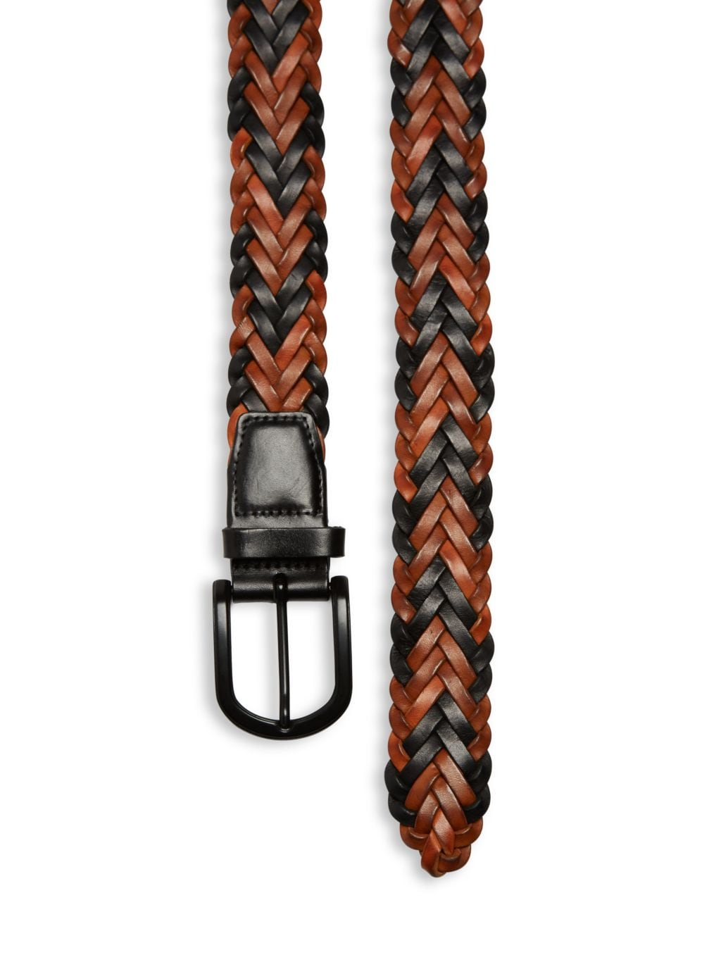 Saks Fifth Avenue COLLECTION Braided Belt