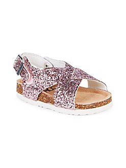 f9a37e2eee QUICK VIEW. Hoo. Little Girl's & Girl's Ivy Crisscross Sandals