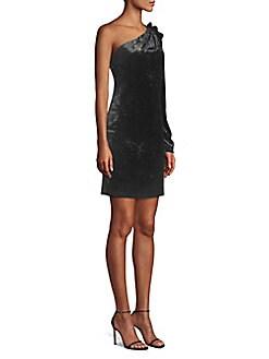 7e0428e7a0 QUICK VIEW. BCBGMAXAZRIA. Woven One Shoulder Dress