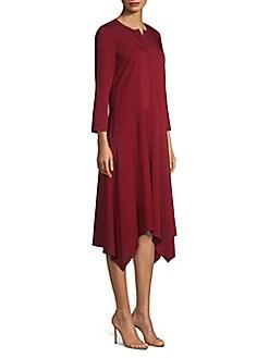 2970dcd1fe QUICK VIEW. Lafayette 148 New York. Narissa Handkerchief Shift Dress
