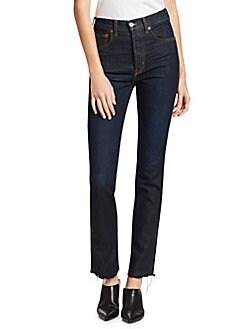 5ae1d38275f Women - Apparel - Jeans - High-Waisted - saksoff5th.com