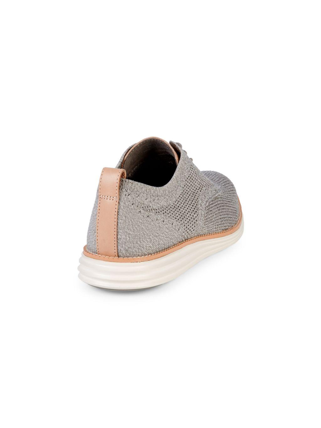 Cole Haan Original Grand Wingtip Stitchlite Derby Shoes