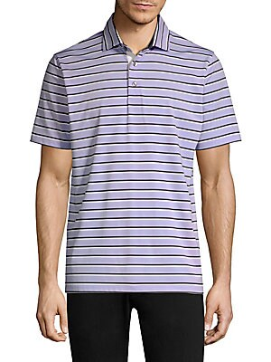 075ffd9d Greyson - Choctaw Striped Polo Shirt - saksoff5th.com