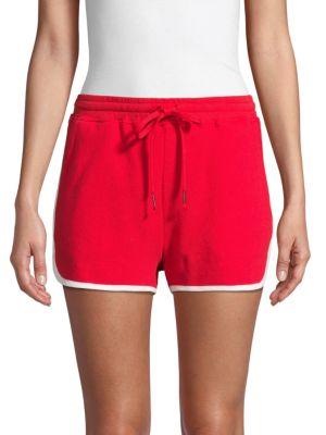 Splendid Shorts Drawstring Cotton Shorts