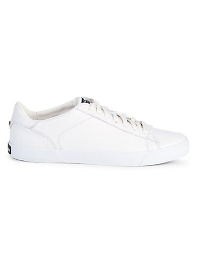 636b48dc6b2c Cole Haan Carrie Low-Cut Leather Sneakers ...