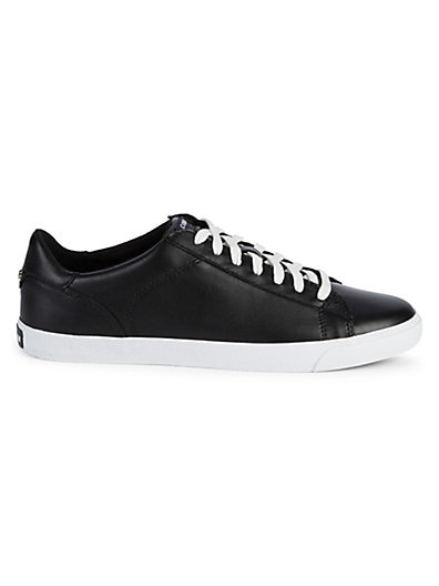 eabe05ee5dd4 Cole Haan Carrie Low-Top Leather Sneakers ...