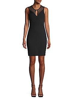 0280e37b19f QUICK VIEW. BCBGeneration. Sleeveless Sheath Dress