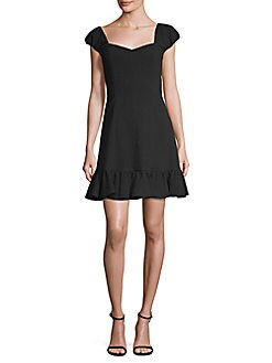 9be926b804d Rebecca Taylor Stretch Textured Dress