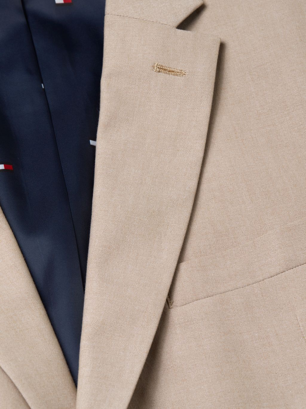 Tommy Hilfiger 2-Piece Modern-Fit Cotton Blend Suit