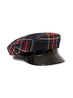 be91dda9 Shop Designer Fur Hats, Ear Muffs, & More | Saksoff5th.com