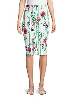 2a4cfae507a Product image. QUICK VIEW. BCBGMAXAZRIA. Floral Pencil Skirt