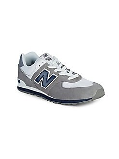 5e04b89964b Product image. QUICK VIEW. New Balance. Boy s Classic 574 Sneakers