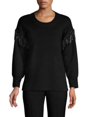 Kobi Halperin Sweaters Marissa Embellished Sweater