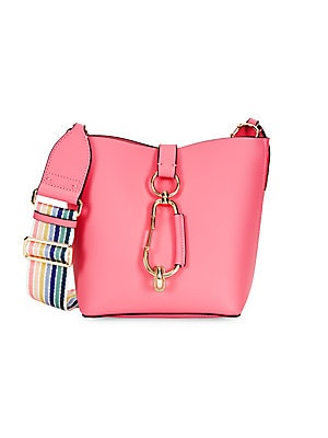 Belay Leather Crossbody Bag by Zac Zac Posen