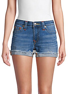 dac94cd58f4 QUICK VIEW. True Religion. Classic Denim Shorts