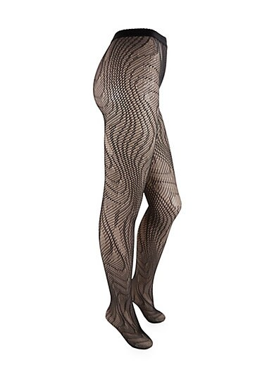 0046470ea Wolford Cassy Swirl Fishnet Tights ...