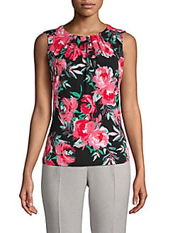69a1a0f80ac ... Sleeveless Top CORAL MULTI. QUICK VIEW. Product image