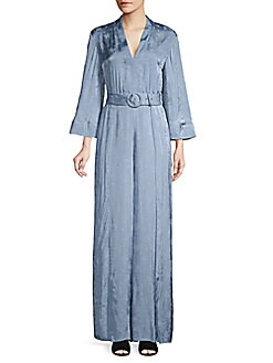 5f7191e663e Holland Bell Sleeve Wide Leg Jumpsuit CHAMBRAY. QUICK VIEW. Product image