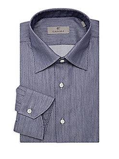 0cc556807 Men's Dress Shirts: Shop Robert Graham & More   Saksoff5th.com