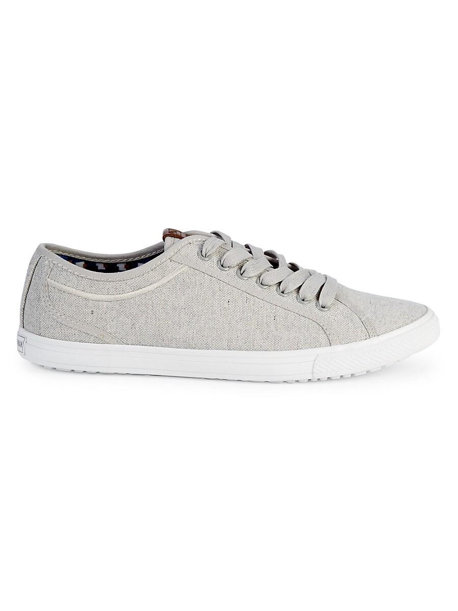 Men's Conall Canvas Sneakers
