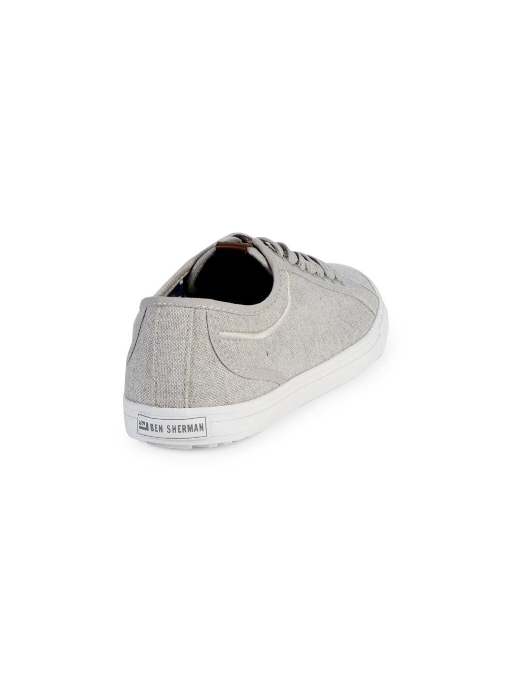Ben Sherman Conall Canvas Sneakers