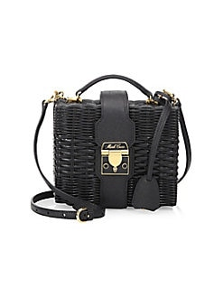 e29a230ec4 Harley Rattan Crossbody Bag BLACK. QUICK VIEW. Product image