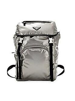 8af95de67cdd8 Product image. QUICK VIEW. Prada. Metallic Backpack