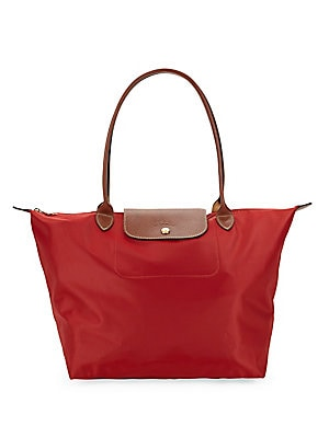Foldable Shoulder Bag by Longchamp