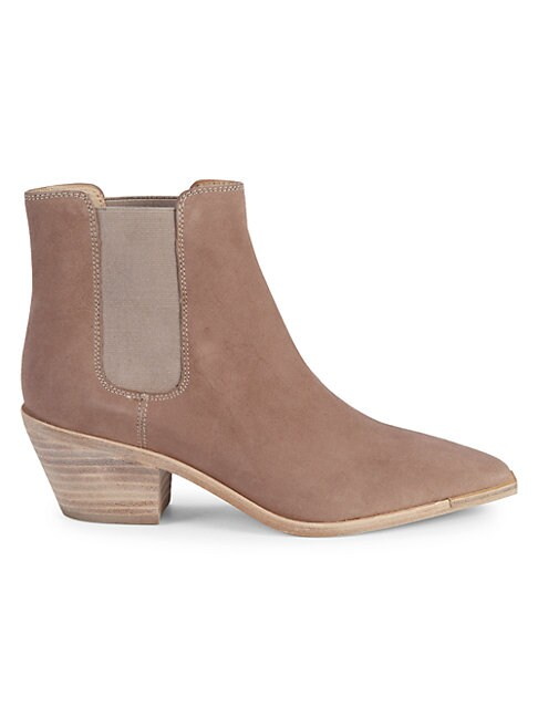 Kenneth Cole Mesa Chelsea Boots In Black