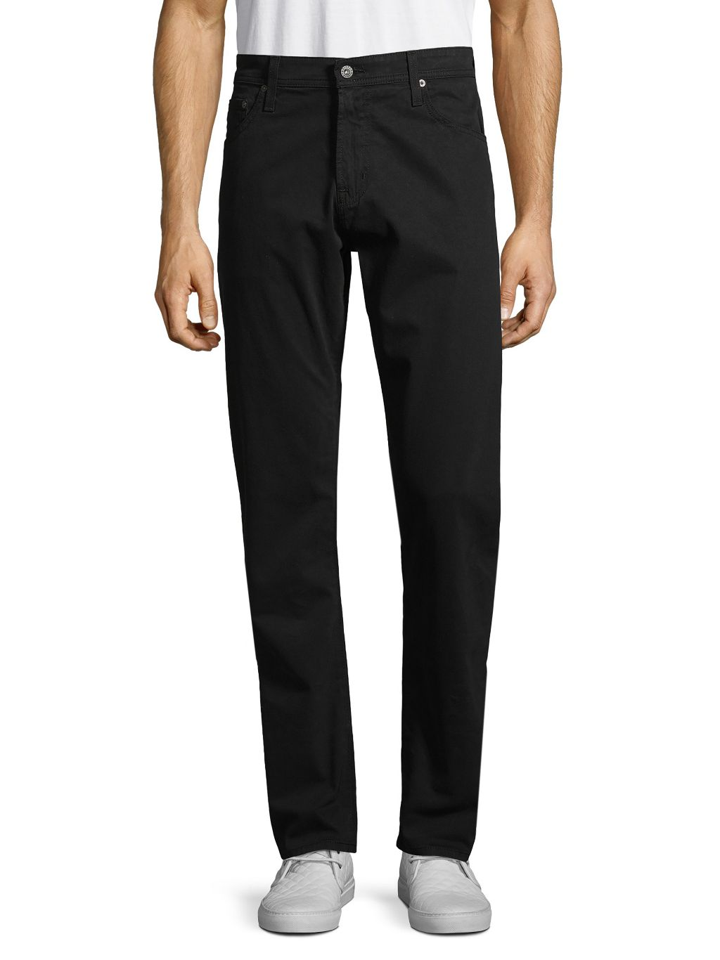 AG Jeans The Ives Modern Athletic-Fit Jeans