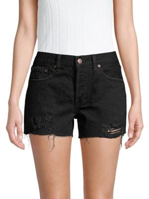 Free People Shorts Sofia Denim Shorts