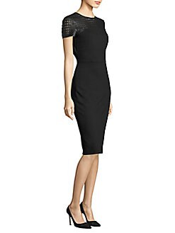 65a596361da QUICK VIEW. Escada. Danikonax Jersey Sheath Dress