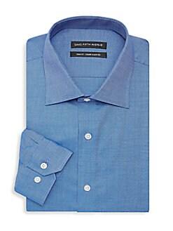 0b28fe697 Men's Dress Shirts: Shop Robert Graham & More | Saksoff5th.com